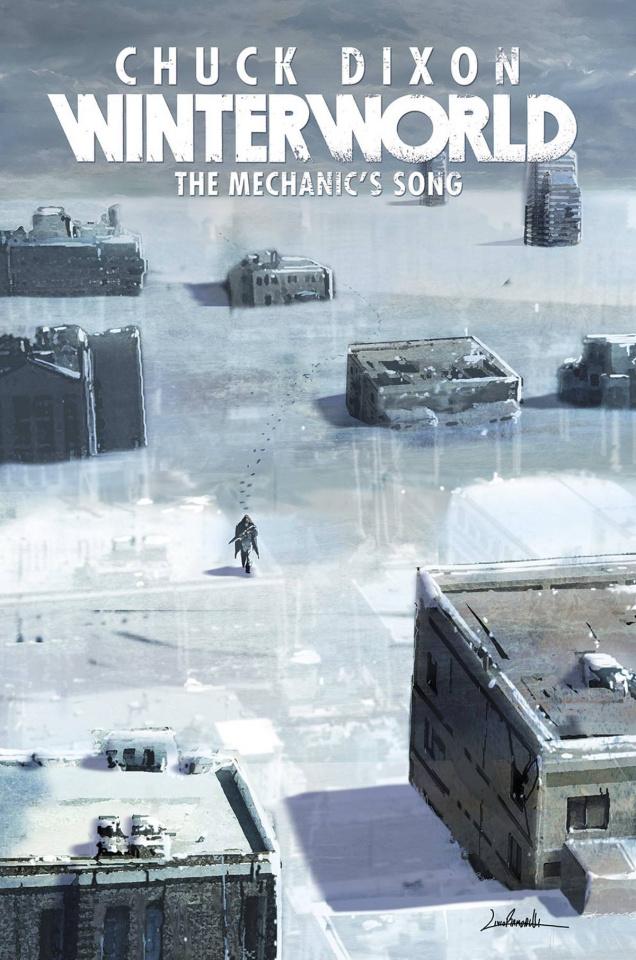 Winterworld Book 1: The Mechanic's Song