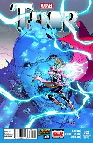 Thor #2 (2nd Printing)