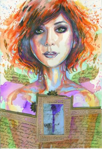 Buffy the Vampire Slayer: Willow Wonderland #5 (Mack Cover)
