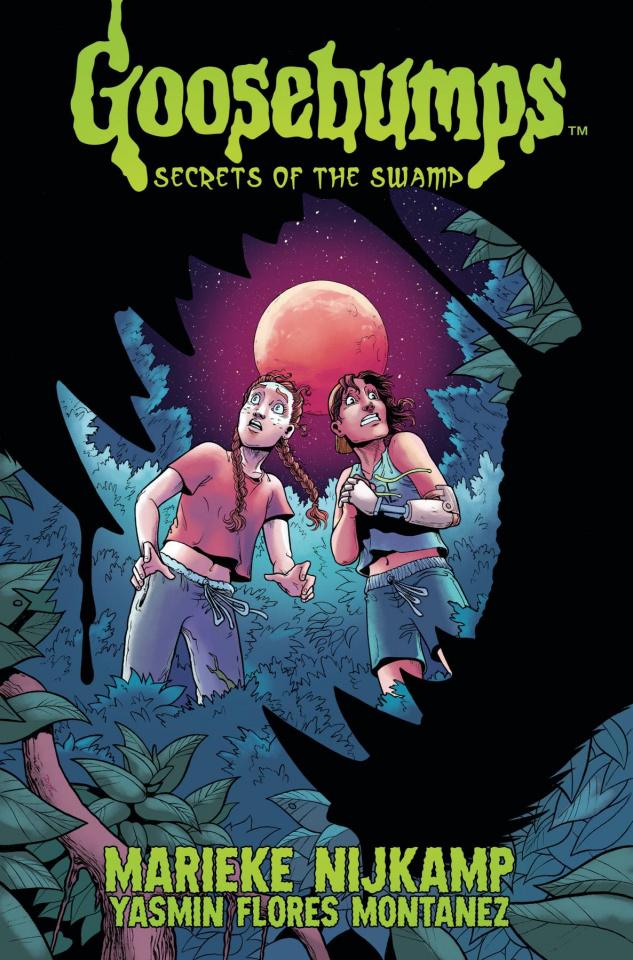 Goosebumps: Secrets of the Swamp
