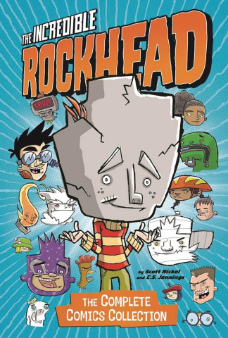 The Incredible Rockhead (The Complete Comics Collection)