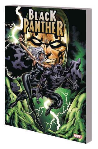 Black Panther by Hudlin Vol. 2: Complete Collection
