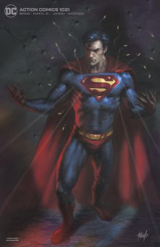 Action Comics #1021 (Parrillo Cover)