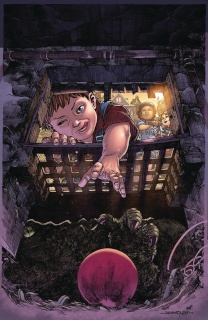 Grimm Fairy Tales: Grimm Tales of Terror #6 (Tolibao Cover)