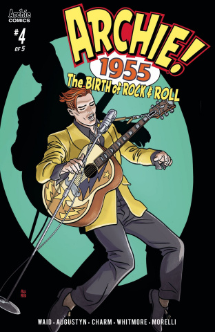 Archie: 1955 #4 (Allred Cover)