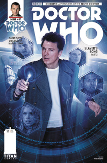 Doctor Who: New Adventures with the Ninth Doctor #11 (Photo Cover)