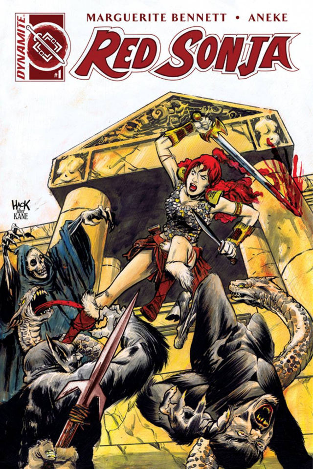 Red Sonja #1 (2nd Printing)