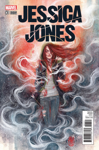 Jessica Jones #3 (Chang Cover)