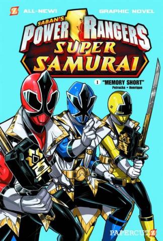 Power Rangers: Super Samurai Vol. 1: Memory Short