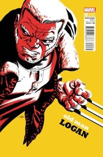 Old Man Logan #2 (Cho Cover)