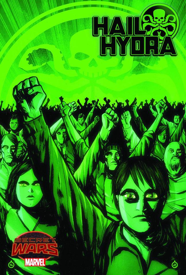 Hail Hydra #1 (Doe Cover)