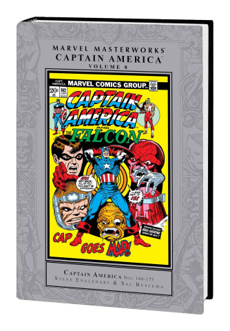 Captain America Vol. 8 (Marvel Masterworks)
