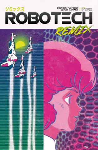 Robotech: Remix #1 (Renzi Cover)