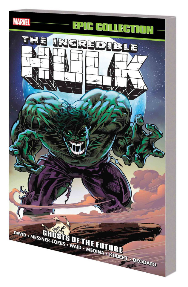 The Incredible Hulk: Ghosts of the Future (Epic Collection)