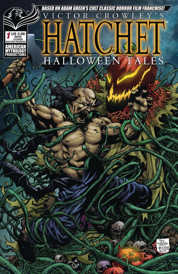 Hatchet: Halloween Tales #1