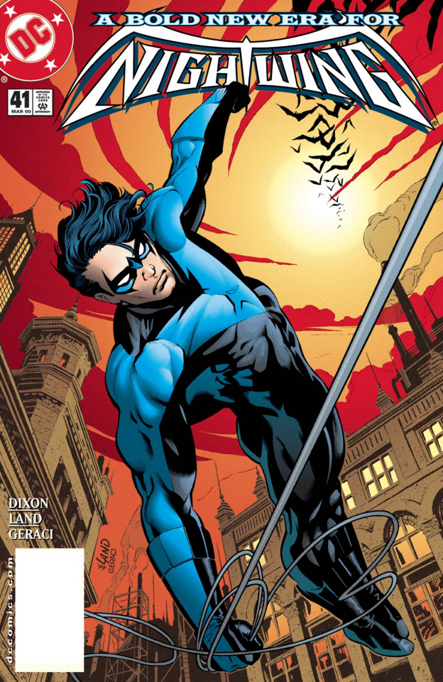 Nightwing Vol. 5: The Hunt for Oracle