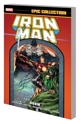 Iron Man: Doom (Epic Collection)