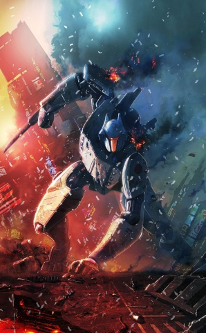 Pacific Rim: Tales from the Drift #4 (10 Copy Cover)