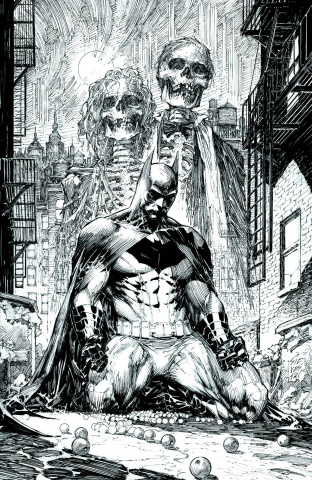 Batman: Black & White #1