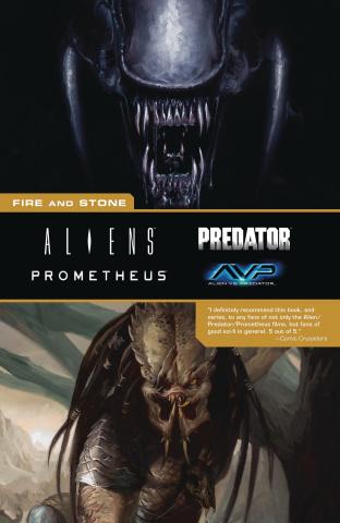 Aliens vs. Predator: Prometheus / Fire and Stone