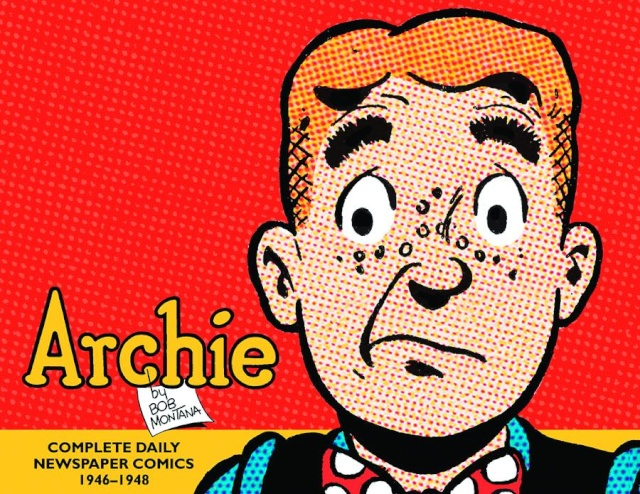 Archie: The Complete Daily Newspaper Comics 1946-1948