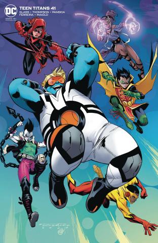 Teen Titans #41 (Khary Randolph Cover)