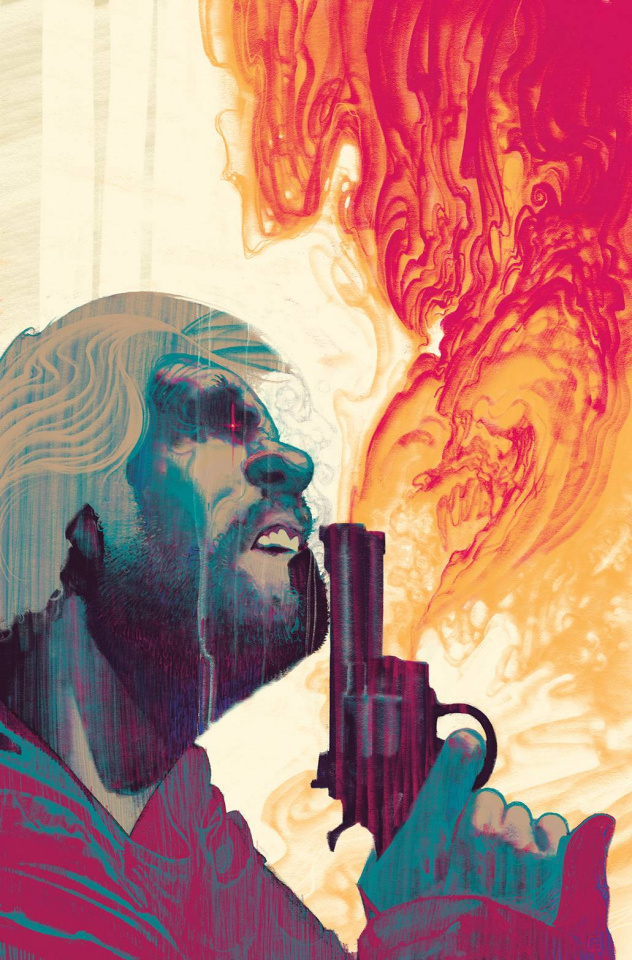Lucas Stand #1 (20 Copy Irving Cover)