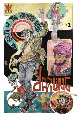Darling #1 (Riegel Cover)