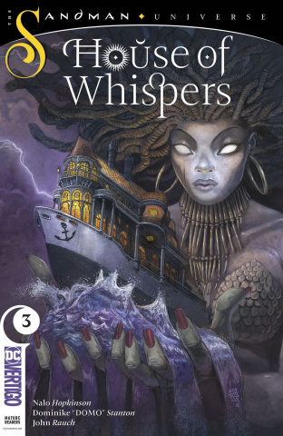 House of Whispers #3
