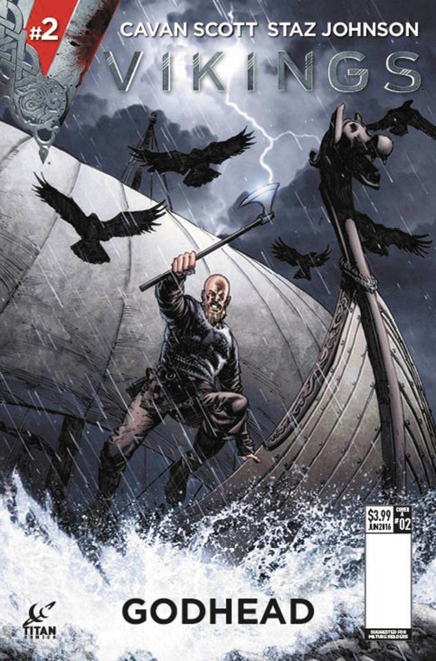 Vikings #2 (Johnson Cover)