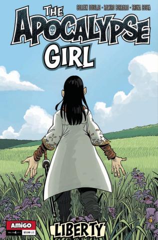 The Apocalypse Girl: Volume 2 - Liberty #4