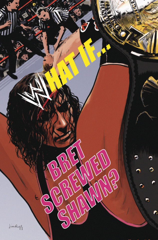 WWE: Survivors Series 2017 Special #1 (15 Copy Rugg Cover)