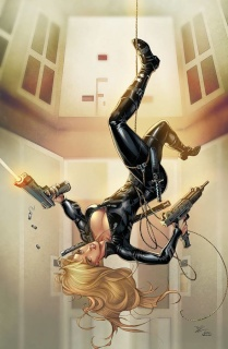 Grimm Fairy Tales: Red Agent #2 (Dooney Cover)