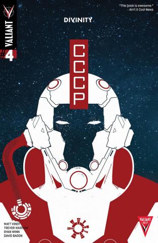 Divinity #4 (10 Copy Allen Cover)