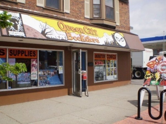 Queen City Bookstore