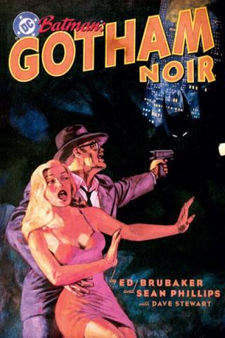 DC Comics Presents: Batman Gotham Noir #1