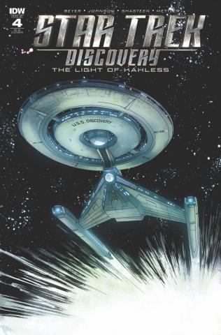 Star Trek: Discovery #4 (25 Copy Cover)