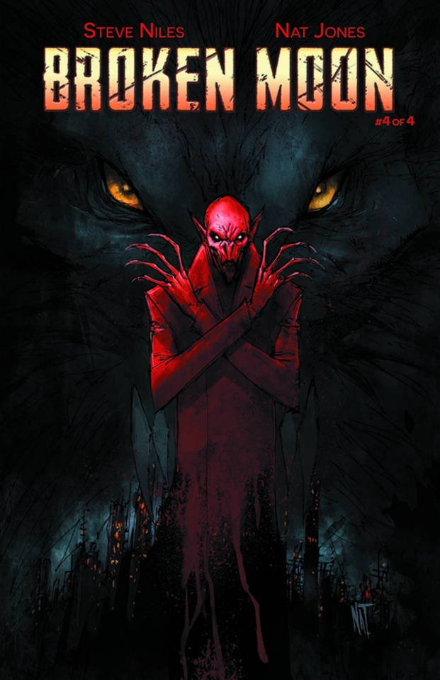 Broken Moon #4 (Jones Cover)
