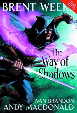 Night Angel Vol. 1: The Way of Shadows