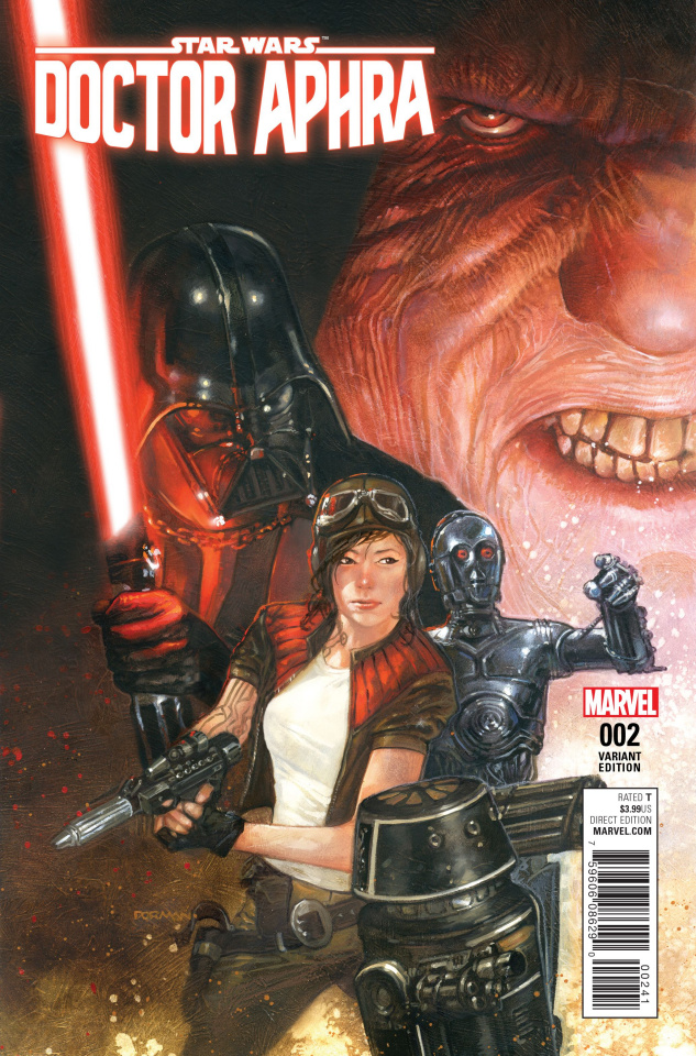 Star Wars: Doctor Aphra #2 (Dorman Cover)