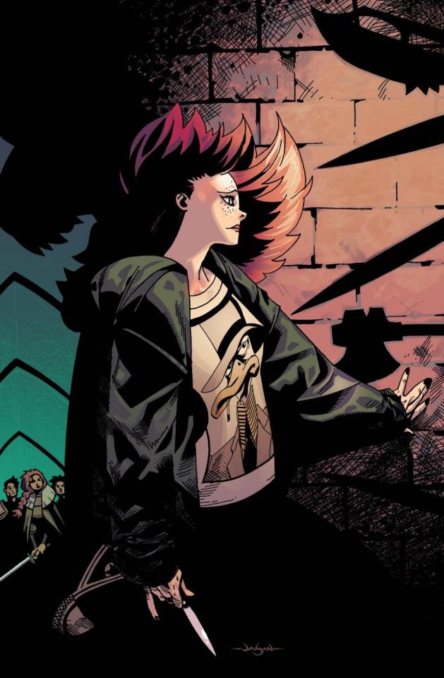 Lark's Killer #5 (Pearson Cover)