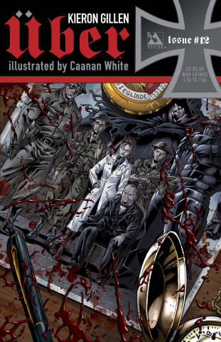 Über #12 (War Crimes Cover)