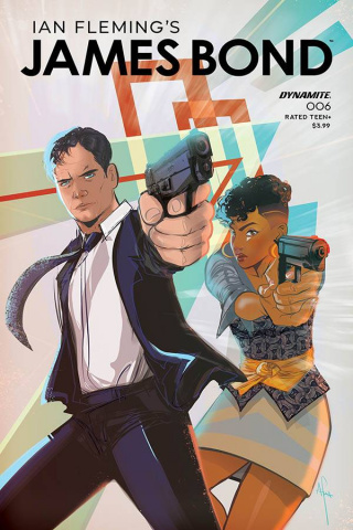 James Bond #6 (Richardson Cover)
