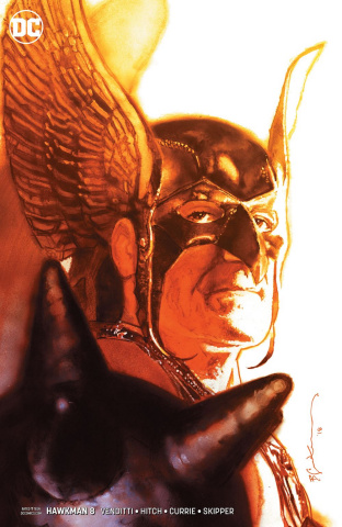 Hawkman #8 (Variant Cover)