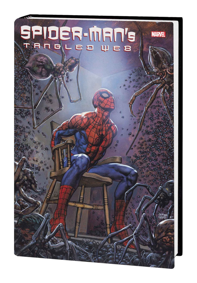 Spider-Man's Tangled Web (Omnibus Fabry Cover)