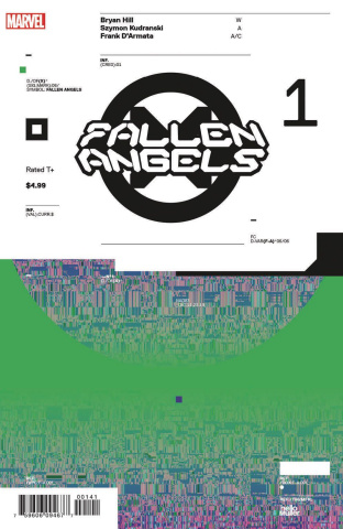 Fallen Angels #1 (Muller Design Cover)