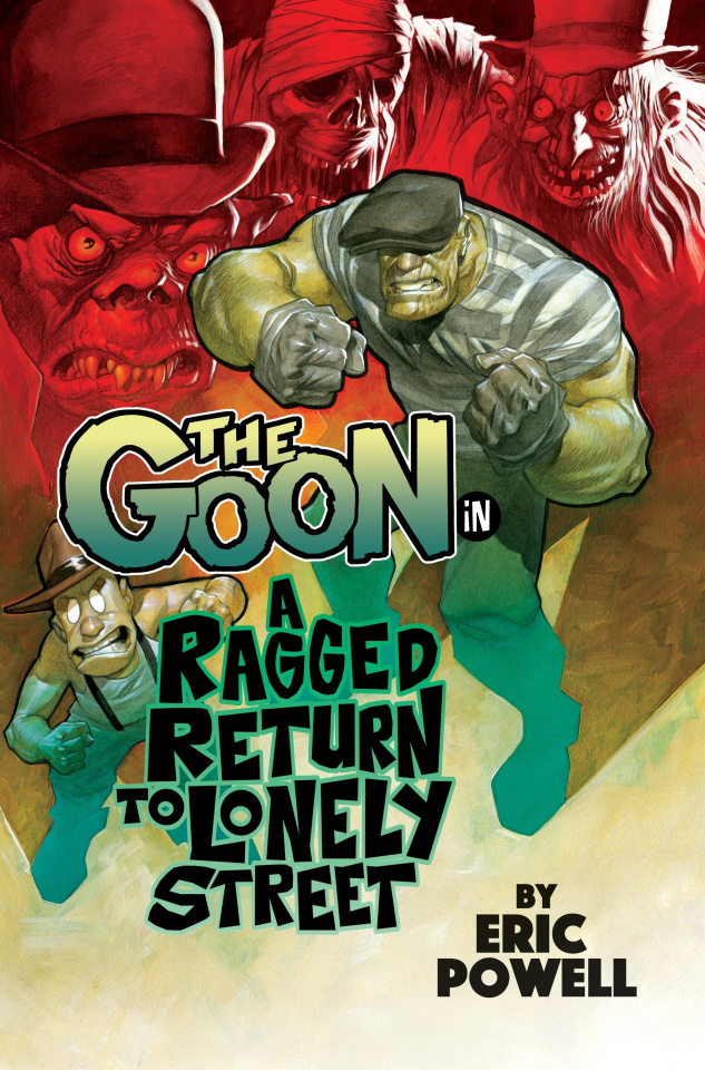 The Goon Vol. 1: A Ragged Return to Lonely Street