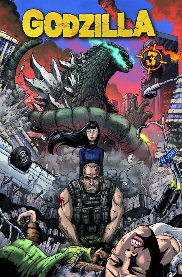 Godzilla Vol. 3