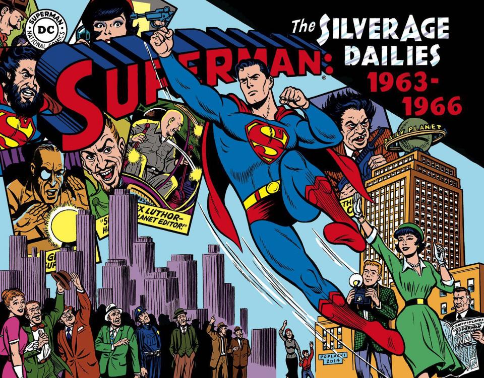 Superman: The Silver Age Newspaper Dailies Vol. 3: 1963-1966