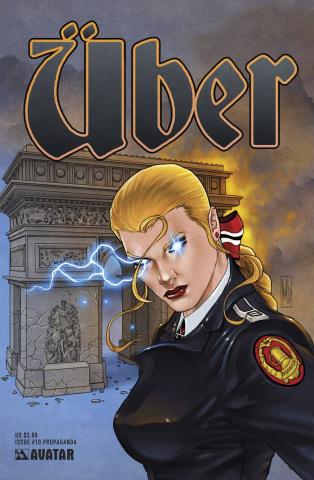 Über #10 (Propaganda Poster Cover)